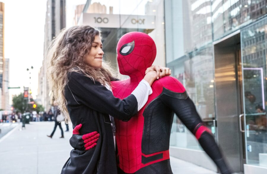 zendaya spider-man