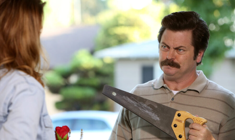 nick offerman parks and rec