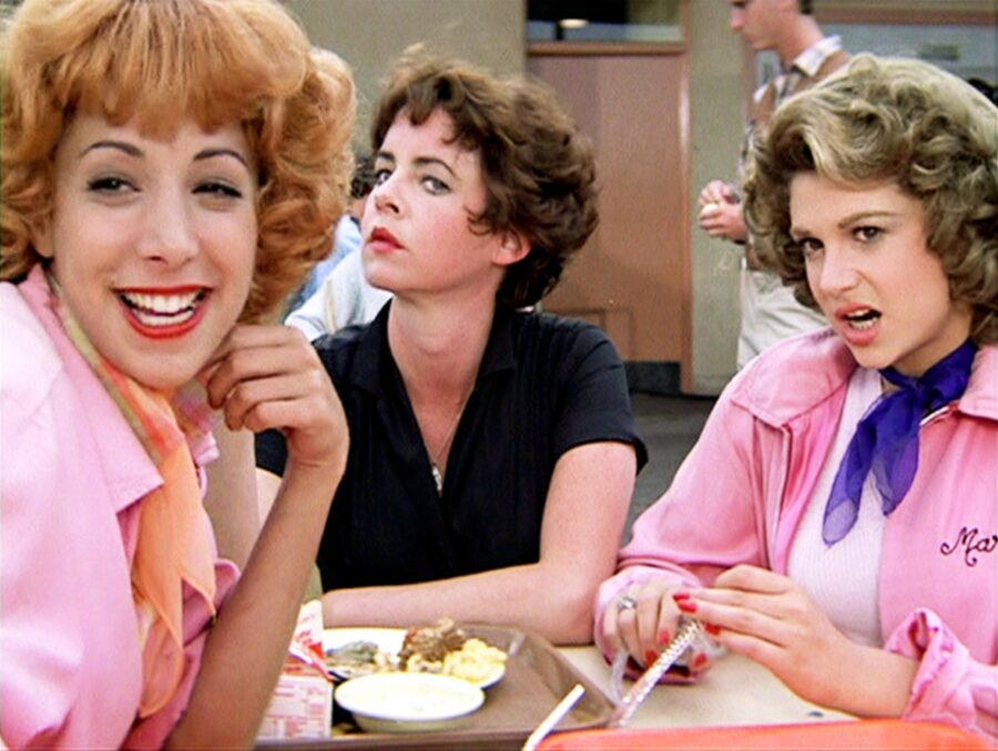 grease prequel pink ladies