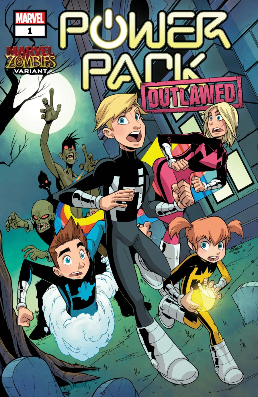 power pack marvel animated