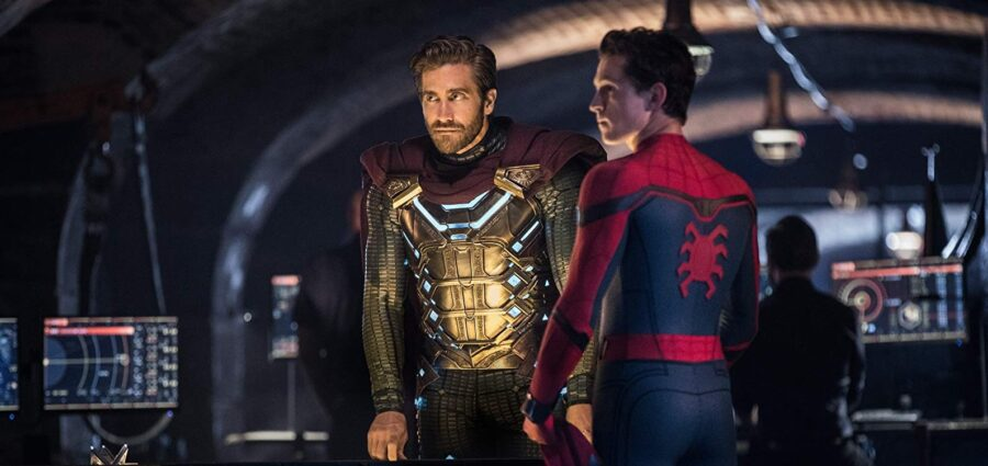 spider-man far from home marvel
