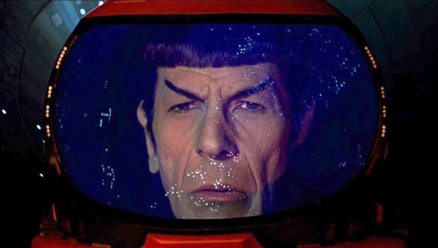 star trek movies spock