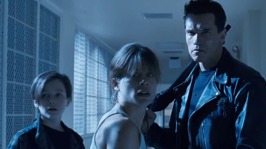 terminator 2 cast