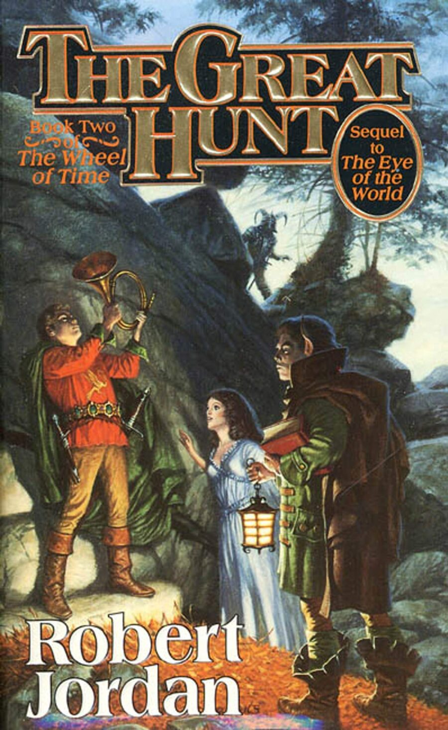 wheel of time great hunt