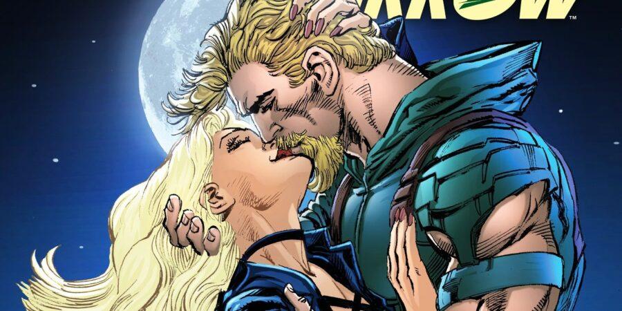 Black Canary Green Arrow