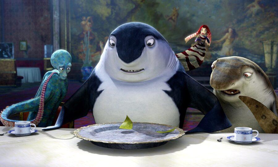 will smith shark tale