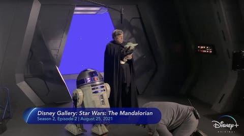 The Mandalorian, Mark Hamill