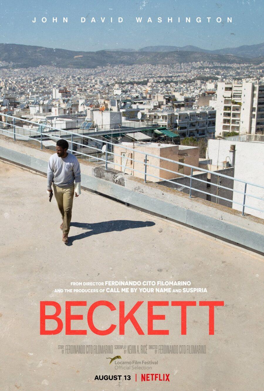 beckett netflix poster