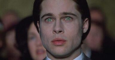 brad pitt vampire