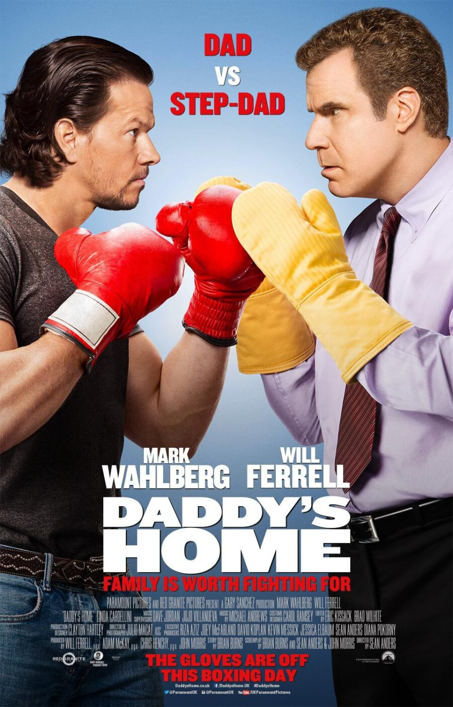 daddy's home paramount
