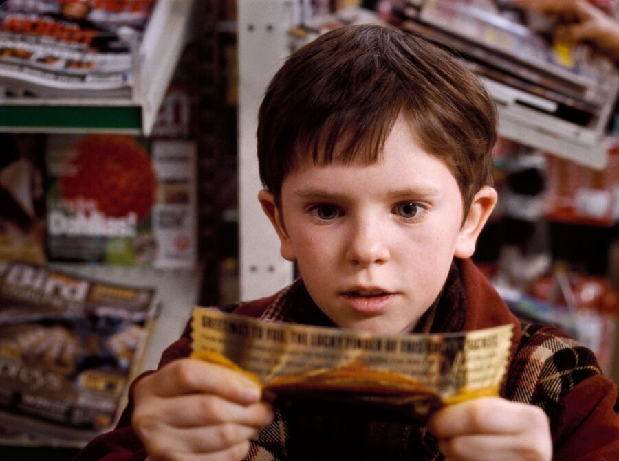 young freddie highmore
