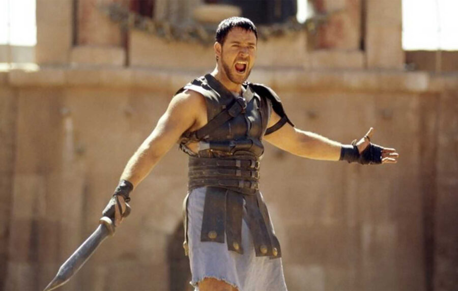 russell crowe gladiator