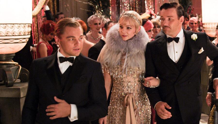 great gatsby cast