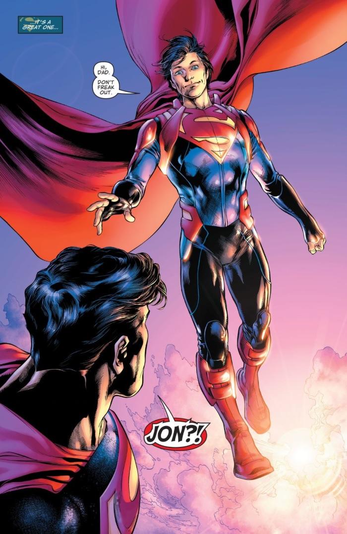 superman son