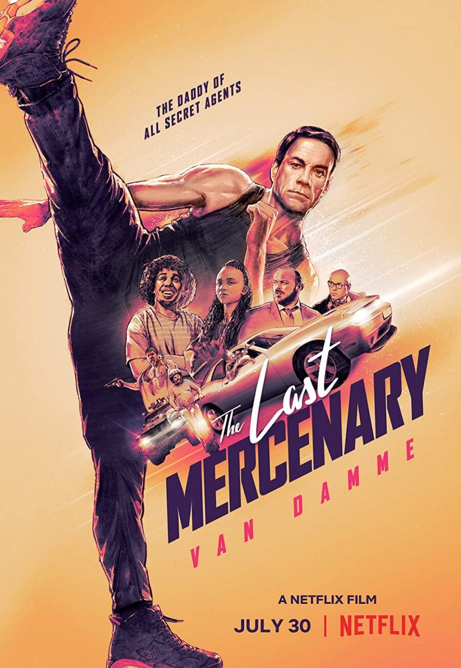 the last mercenary netflix