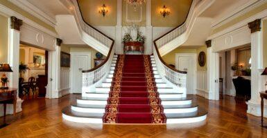 charlie chaplin mansion