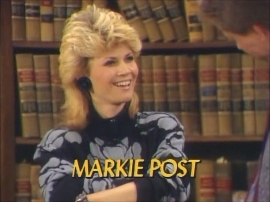 night court markie post
