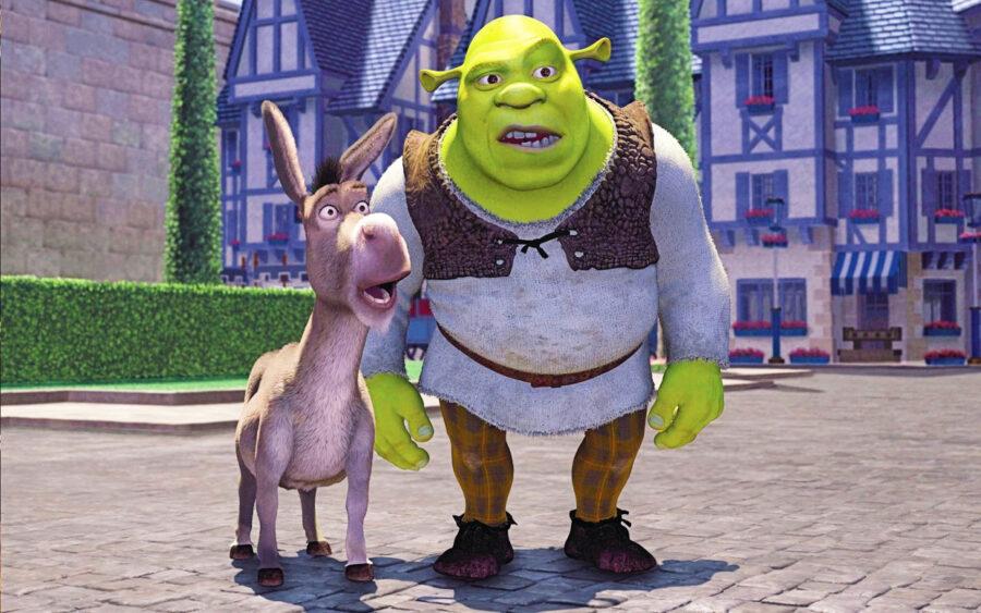 shrek donkey hulu
