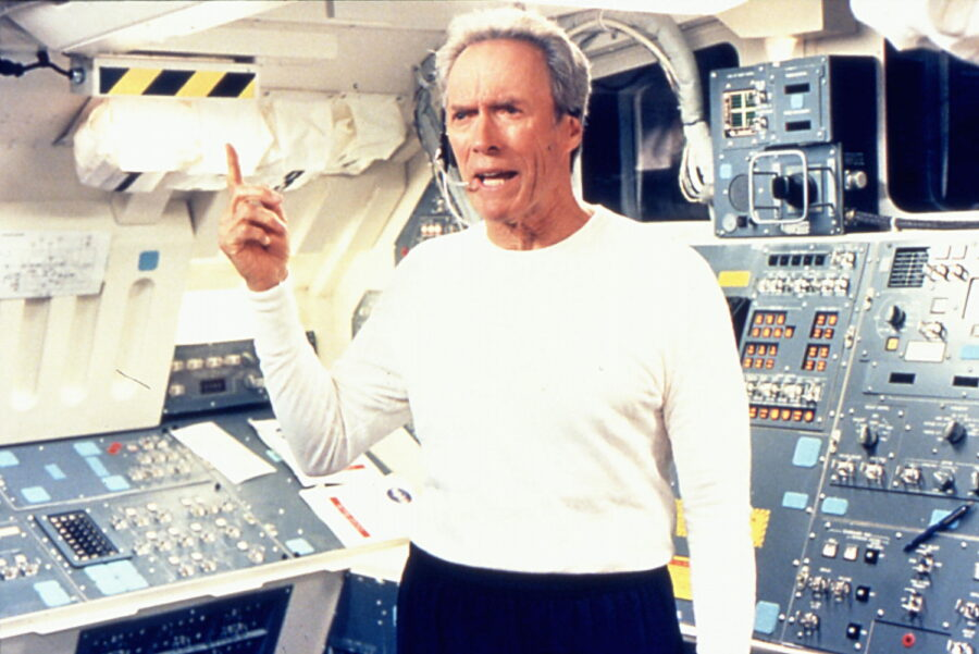 clint eastwood space cowboys