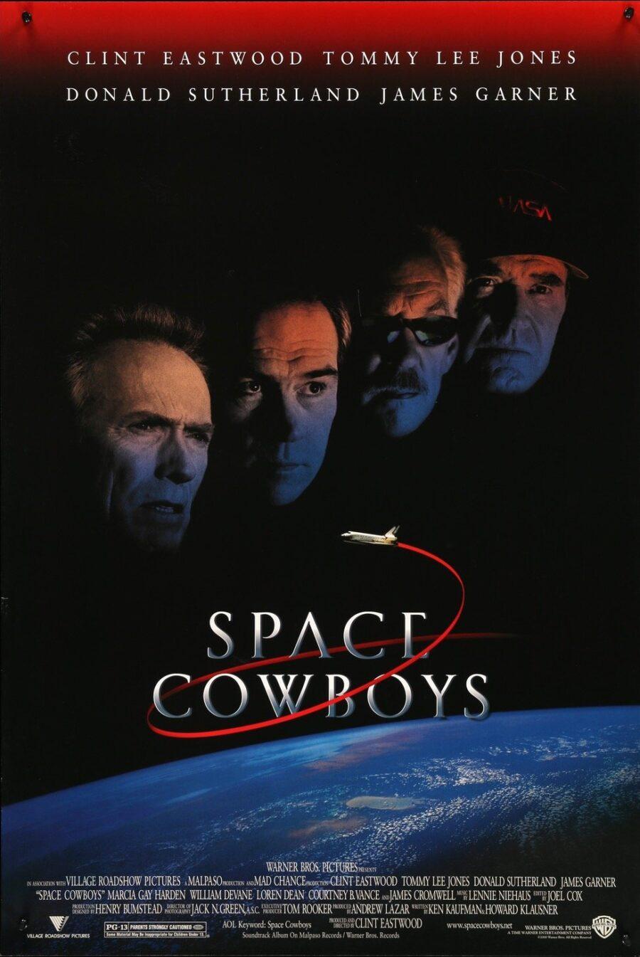 space cowboys netflix