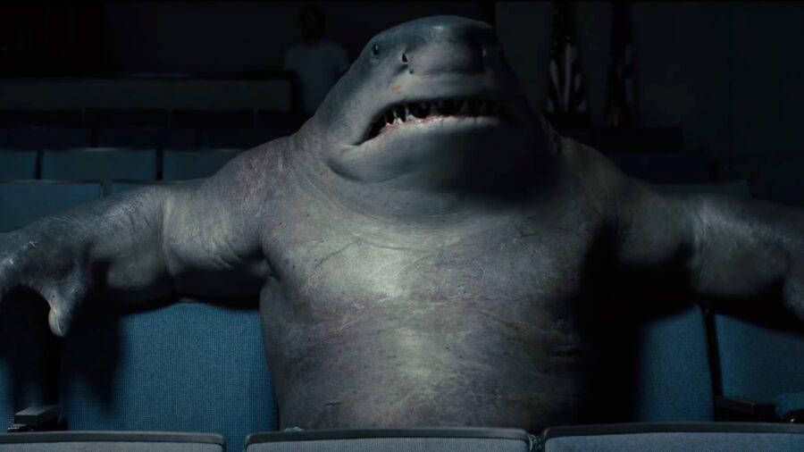 king shark sylvester stallone