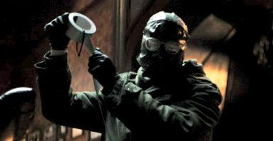 the batman robert pattinson riddler horror