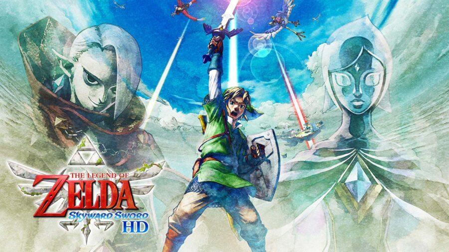 nintendo zelda skyward sword
