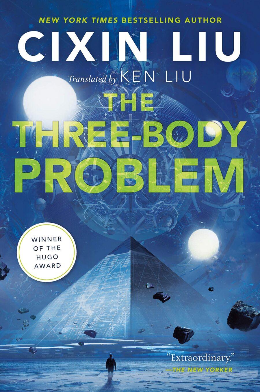the three body problem cixin liu
