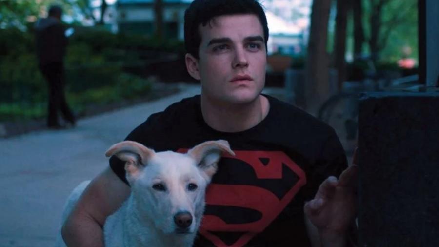 superboy movie titans Joshua Orpin