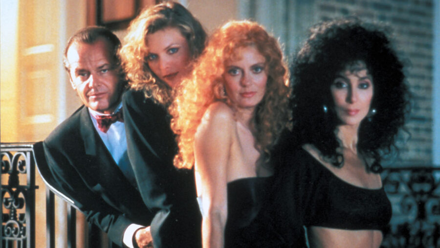 witches of eastwick remake
