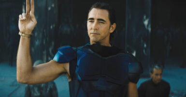 Foundation review lee pace