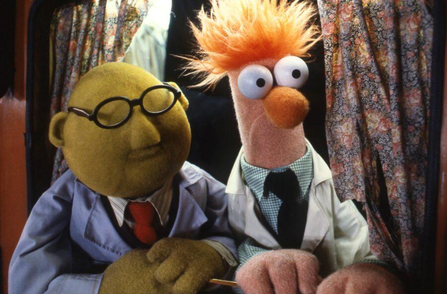 beaker bunsen muppets