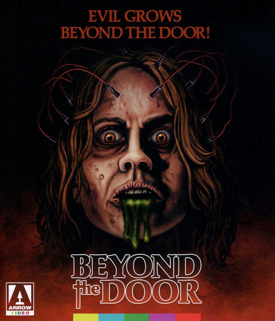 beyond the door blu ray