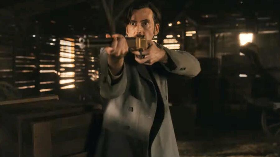 david tennant gun
