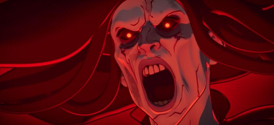 elizabeth olsen, what if, zombie