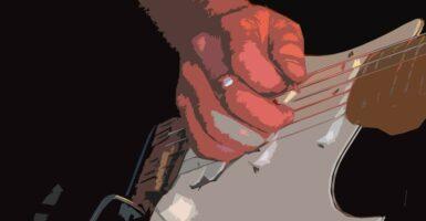 henry rollins rock guitar