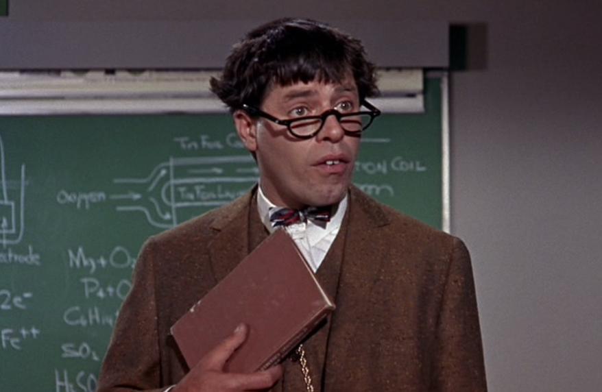 jerry lewis nutty professor