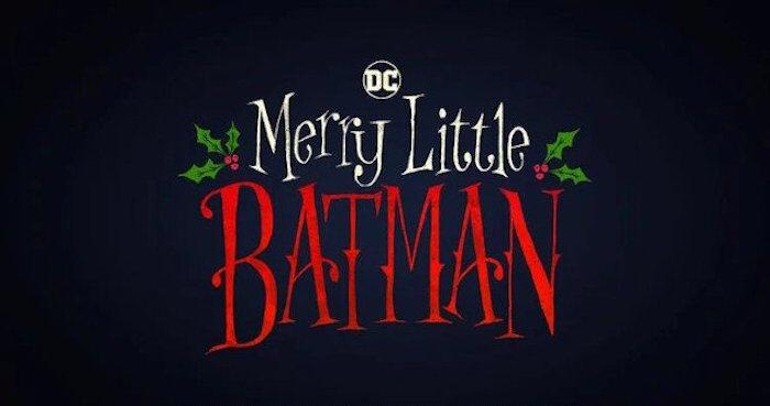 batman movie christmas