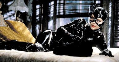 michelle pfeiffer catwoman solo movie