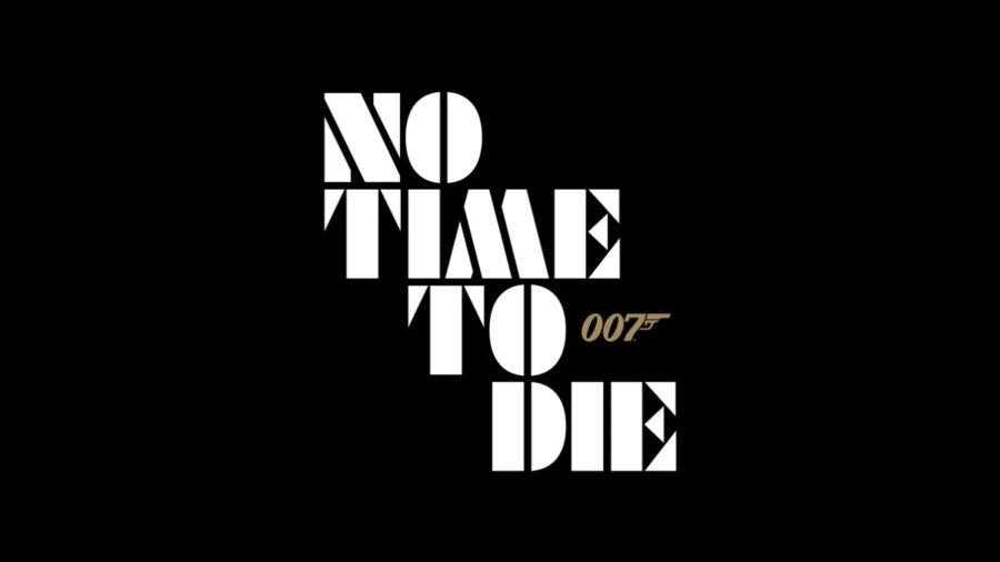 no time to die james bond logo sean connery
