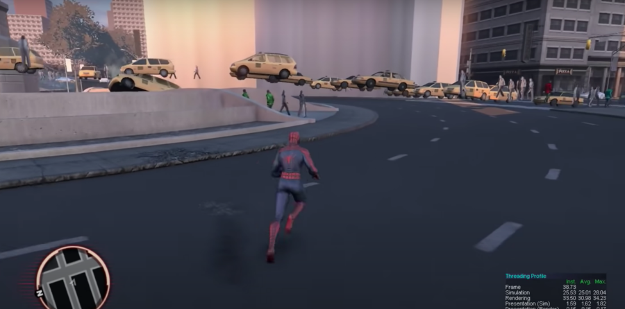 spider-man 4 game