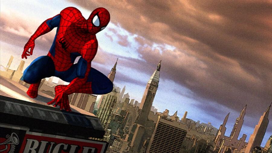 spider-man activision