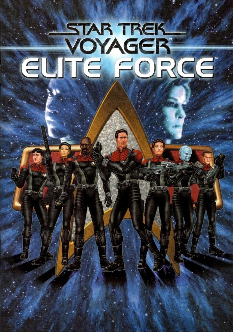 star trek voyager elite force