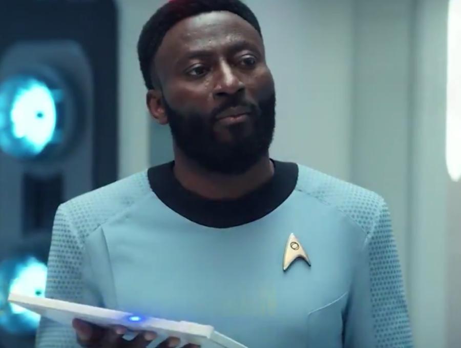 Star Trek's new doctor