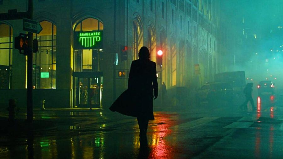 the matrix resurrections keanu reeves