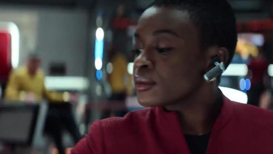 Star Trek recasts Uhura