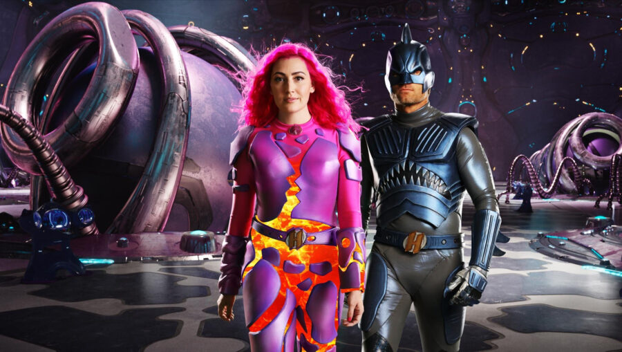 we can be heroes sharkboy lavagirl