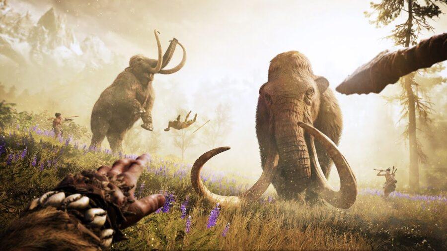 woolly mammoth far cry