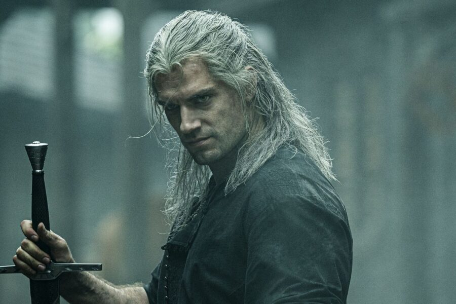 henry cavill the witcher season 2