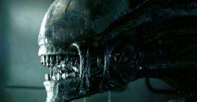 ridley scott alien